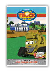 Monster Truck Adventures: Pushing The Limits (digital episodes)