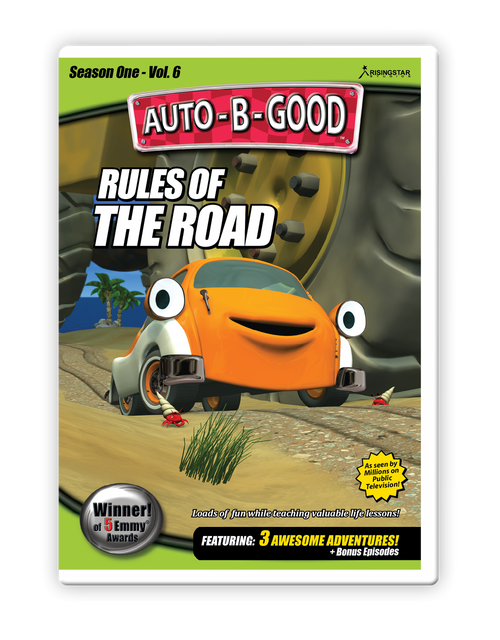 Rules of the Road DVD cover