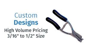 Custom paper punch shape