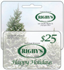 Gift Card with Display