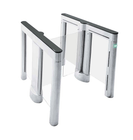 Optical Turnstile - Clear Bi-Parting Barriers