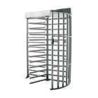 "Full Height Turnstile, 39"" Passageway, Manual"