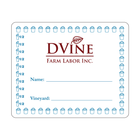 Custom Sized Card with Writable Matte Finish