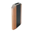 Barrier Free Optical Turnstile, Wood Cabinet