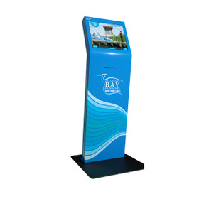 Free-Standing Lobby & Check-in Kiosk