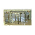 High Capacity Revolving Door - 3 or 4 Wings