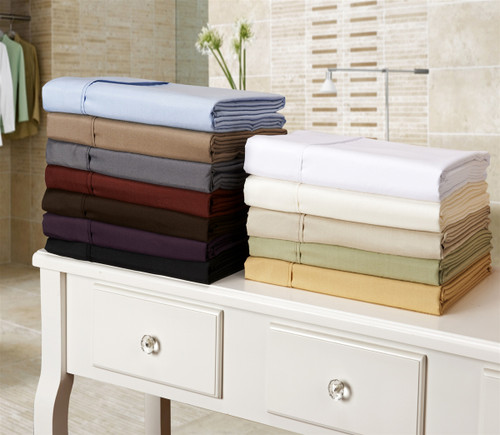 Microfiber Solid Sheet Sets
