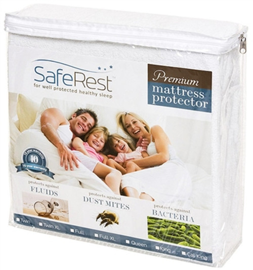 Hypoallergenic Waterproof Mattress Protector Cover Twin XL