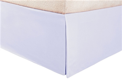 Solid Microfiber Bed Skirt