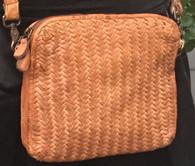 Honey Cross Body Leather Bag