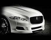 Jaguar XJ & XJR All Black Main Grille Replacement (2010-2015 Models)