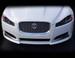 """Jaguar XF """"Sport Style"""" Lower Bumper Apron Extension Set"""