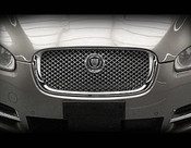 Jaguar XF & XFR Chrome Grille Replacement