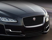 Jaguar XJ & XJR Black Pak Main Grille Replacement