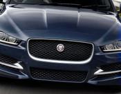 Jaguar XE Black Pak Main Grille Replacement