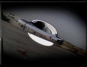 Jaguar XF & XFR Chrome Door Handle Inner Cups (2012- Newer)