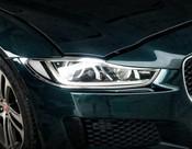 Jaguar XE Chrome Headlight Trim Surrounds