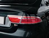 Jaguar XE Chrome Taillight Trim Surrounds