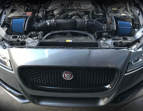 Jaguar XF 2016- V6 Supercharged Performance Intake Kit