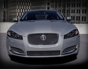 Jaguar XF Lower Middle Mesh Grille (2012- Newer)