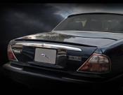 Jaguar XJ8 & XJR Rear Trunk Wing Spoiler
