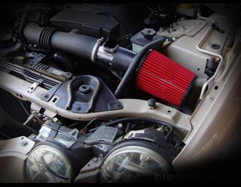 Jaguar XJ8 & XJR Direct Air Intake Kit 42L 04-2009