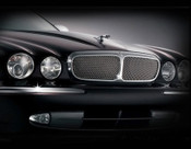 Jaguar XJ8 & XJR Mesh Grille Inserts