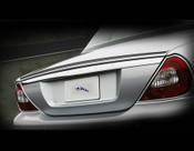 Jaguar XJ8 & XJR Sport Trunk Spoiler for 2004-2007 (X350)