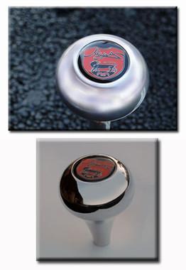 Jaguar XJ & XJR Mina Gallery Aluminum Shift Knob