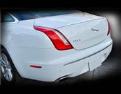 Jaguar XJ Custom Rear Lip Spoiler Upgrade