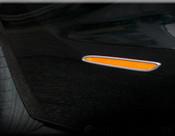 Jaguar XJ Chrome Parking Light Surround set