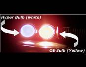 Jaguar S-Type Head and Fog Light Replacement Bulbs