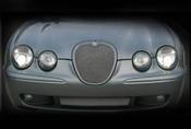 Jaguar S-Type R Lower Mesh Grille 03-004 models