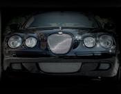 Jaguar S-Type Lower Mesh Grille 2008 models