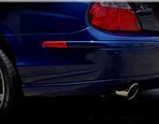 Jaguar S-Type Exhaust Tip Set
