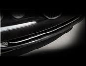 Jaguar S-Type Chrome Bumper Splitter Overlay Finisher