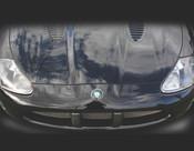 Jaguar XK8 & XKR Three Piece Mesh Grille Kit