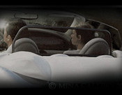 Jaguar XK8 & XKR Convertible Wind Screen Deflector