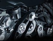 Jaguar XKR Supercharger Pulley Upgrade kit 2012-Newer 50L models