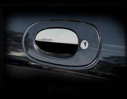 Jaguar XJ6 & XJR Door Handle Chrome Inner cups 4 pcs set