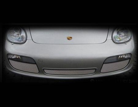 Porsche Boxster Lower Mesh Grilles 3pcs kit 2004-2008
