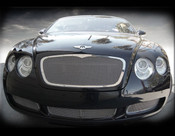 Bentley GT / GTC  Main Mesh Grille ; Tighter Weave 03-2009