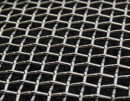 Bentley GT & GTC Lower Mesh Grille Tighter Weave 2003-2009