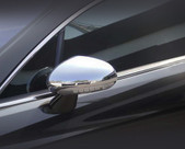 Bentley Flying Spur Chrome Mirror Cover Finishers 03-2009