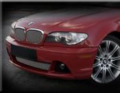 BMW 3 Series Lower Mesh Grille  (2 door models) 04-05