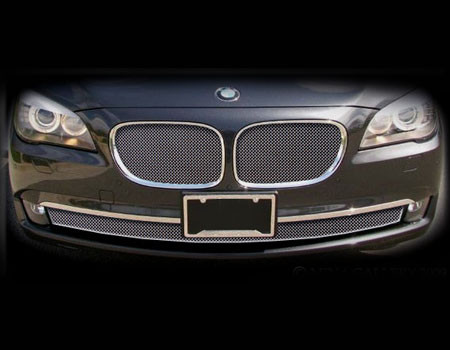 BMW 7 Series; 750 Lower Mesh Grille kit 2009-2011