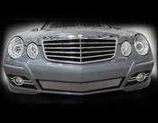 Mercedes E-class Lower Mesh Grille kit 2007-2009 models
