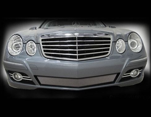 Mercedes E-class Lower Mesh Grille kit 2007-2009 models