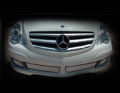 Mercedes R-Class Lower Mesh Grille set 2006-2007 models