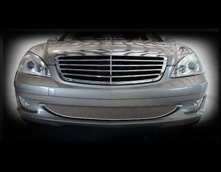 Mercedes S-Class Lower Mesh Grille 2007 models
